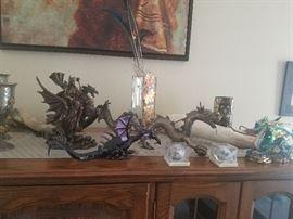 Dragons galore!