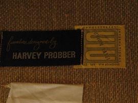 MCM - Harvey Probber chair