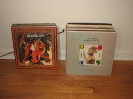 vintage vinyl albums