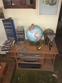 Just a few of the CD's, electronics, quirky decor & fun finds!