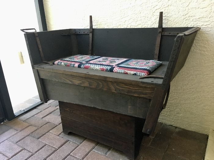 Buckboard Sleigh/Wagon
