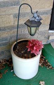 Crock Planter