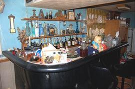 Vintage Bar & Barware