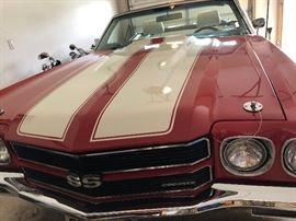 1970 Chevelle SS Convertible