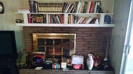 book, records