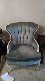 French Provincial chair 45