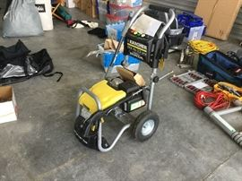 Power washer (Sold)
