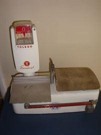 Toledo Speedweigh Scale~Model # 3011