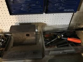 Railroad rail , tools good and used great for Pinterest projects
