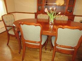 Sweet dining set