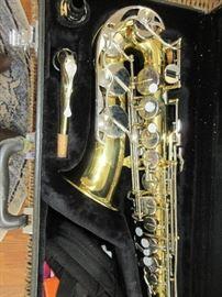 Yamaha Sax