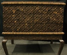 Lot 16 - Lovely Coconut Shell Dresser