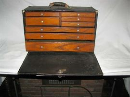 Machinist tool chest