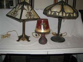 Panel lamps