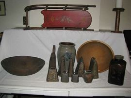 Bells and other primitives