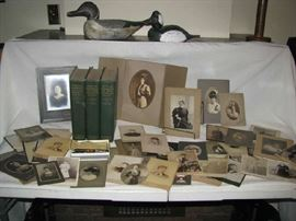 Cabinet cards!