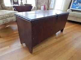 Early Carpenters chest