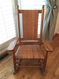 Gorgeous Carolina Rocking chair in excellent condition!