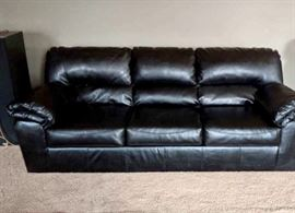 Excellent leather furniture