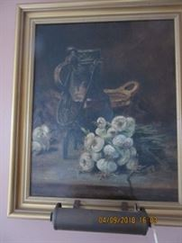 the signature on this painting is very hard to read. I am still researching the artist.