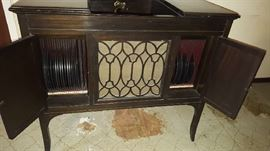 $60   Stereo console
