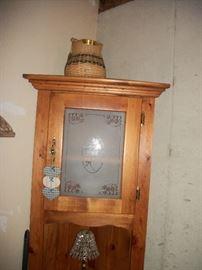 matching corner cabinet