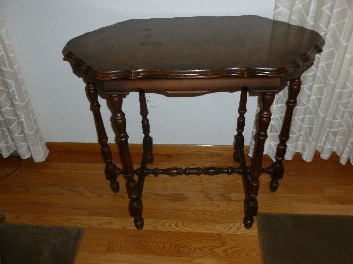 Nice Old Parlor Table