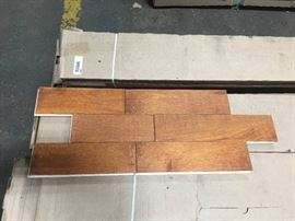 "193 sq ft of 3 1/4"" Brendly Maple Solid Hardwood F ..."