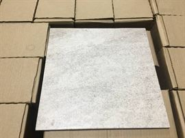 640 sq ft of 12x12 Porcelain Floor Tile