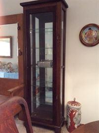 Primitive display cabinet!