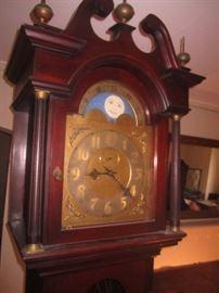 Needs work Grandfather clock!