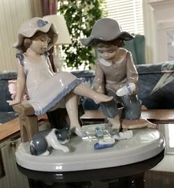 """""""Try This One"""" by Lladro"""