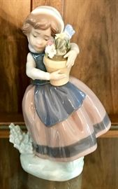 """""""Spring Is Here"""" by Lladro"""