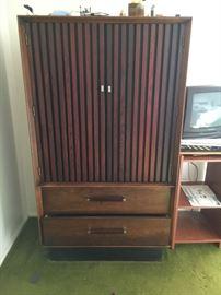 MCM Vintage Wardrobe Cabinet