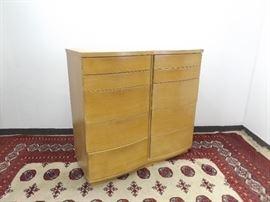 Mid Century 10 Drawer Dresser