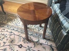 Charming end table $200
