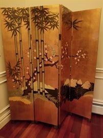Oriental screen
