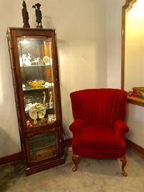 Knic Knaks & matching chair