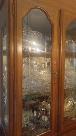 Crystal bowls and more