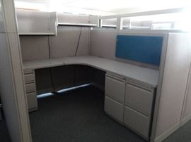 Large Lot of Workstations / Parts - 1st Floor (Wes ...