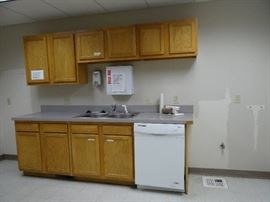 1st Floor - Contents Of Kitchen Area