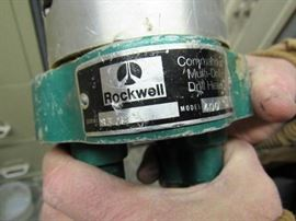 Rockwell Commander Multi-Drill Drill Head - Model ...