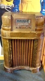 Large Box Radio