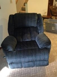 Rocker Recliner by Broyhill