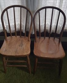 Great old chairs