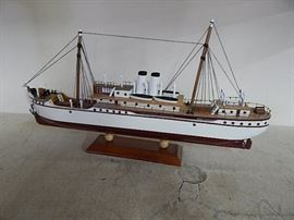 Wood Model Ship 20 inches Lenght