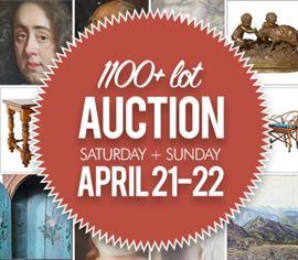 Huge Antiques Auction April 21-22 (Denver, CO) Online LiveAuctioneers.com
