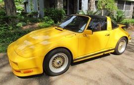 1977 Porsche Targa 911                                     $39,000 (reduced) VIN# 9117311365 101,000 miles/Excellent condition