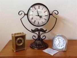 Desk Clocks