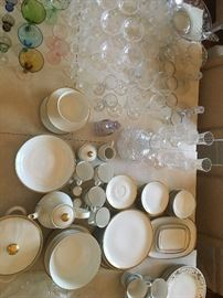 Fine China and Crystal